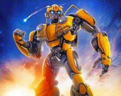 bambl-bi-bumblebee-robot-transformer-paint-by-number