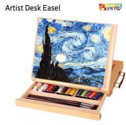 Multifunction Painting Easel Artist Desk