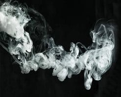 Vaping Smoke paint by number