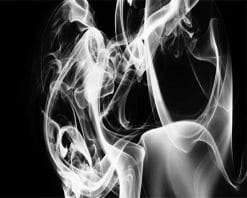 White Smoke paint by number