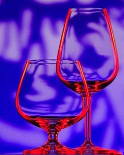 Wine Glass Paint By Numbers