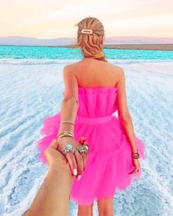 Follow Me To The Dead Sea paint by numbers