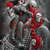 Motocross-Skulls-paint-by-numbers
