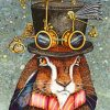 steampunk-rabbit-paint-by-numbers