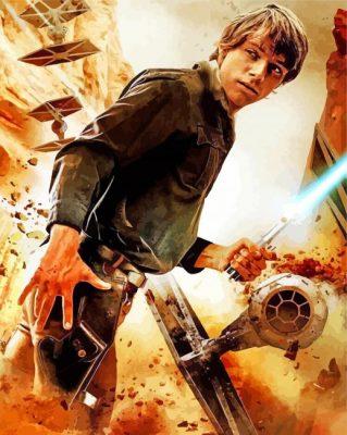 luke-skywalker-star-wars-paint-by-numbers