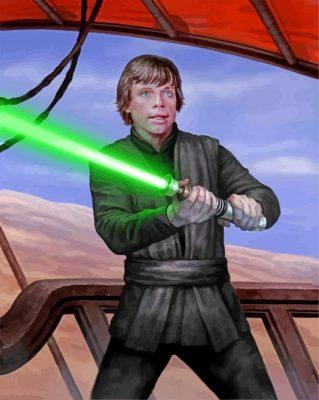 star-wars-luke-skywalker-paint-by-numbers