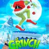 Grinch Movie paint by numbers